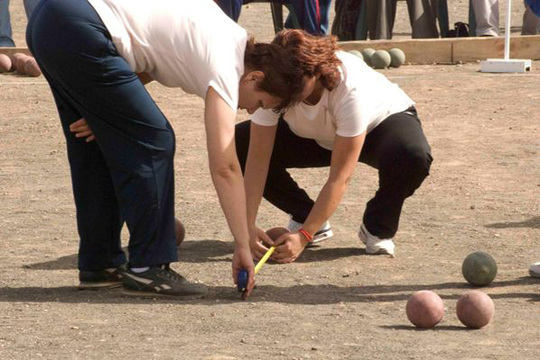 Bocce Canarie