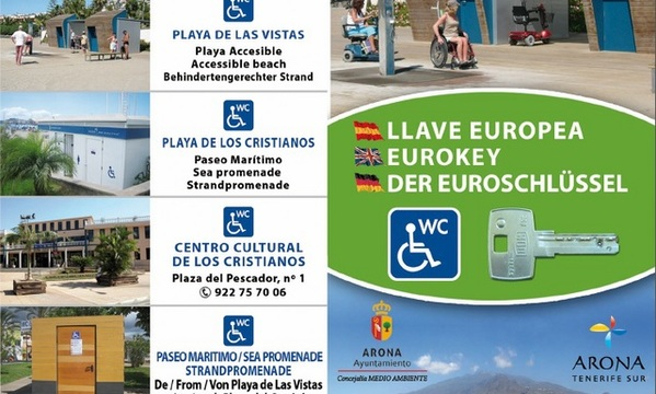Brochure: European Key 24h accessible WC